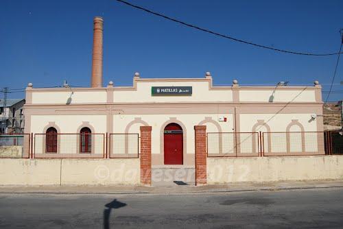 Estación de Matillas