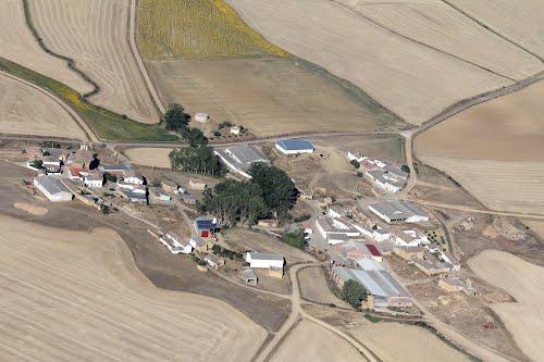 Vista aérea de Villamorco