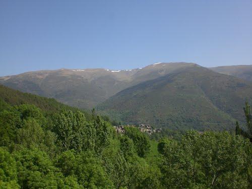 Nevà i el Puig de Dòrria (juny 2012)