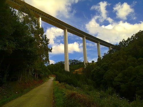 Viaducto Lindin A-8