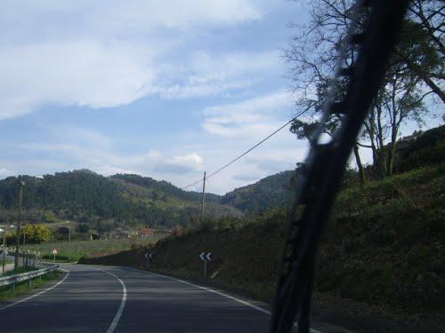 Monte de A Campaza(Castrelo de Miño).