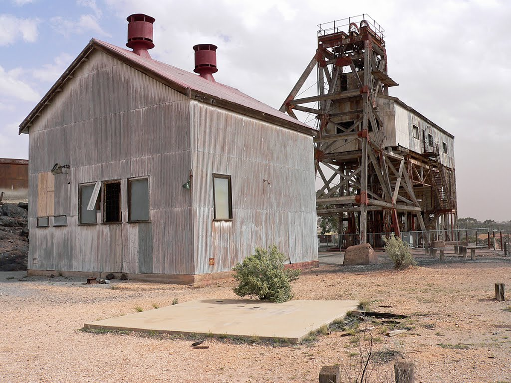 Broken Hill Abandoned Mines - NSW | Mapio net