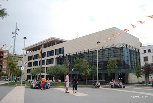 ALMASSORA  2012.- El Ayuntamiento.