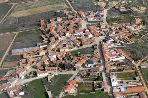 Vista aérea de Moretones
