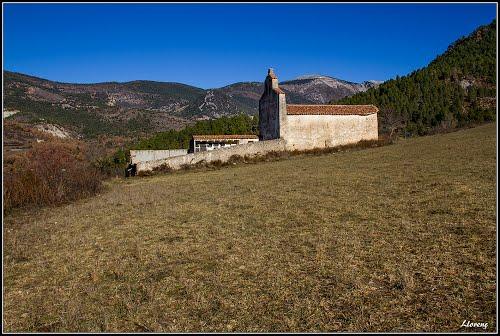 Església de Sant Pere de la Vansa (Alt Urgell)