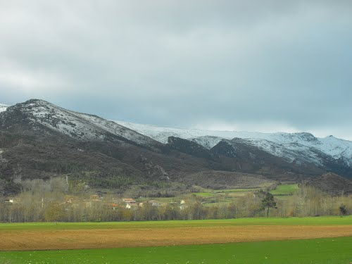 Cerca de Revilla de Pienza. Burgos