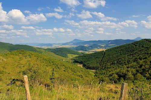 Valle de Egües desde Irozaldi (Alzuza)