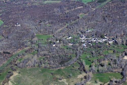 Vista aérea de Riego de Lomba