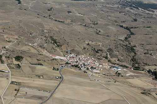 Vista aérea de La Colilla