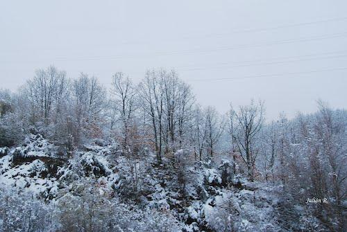 Nieve en Abril