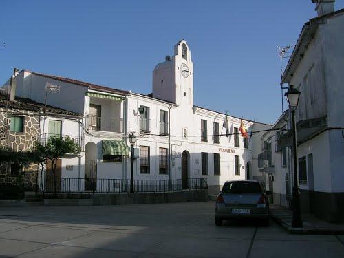 Ayuntamiento de Villar de Plasencia. Cáceres