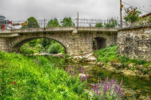 El puente cuando no era una plancha