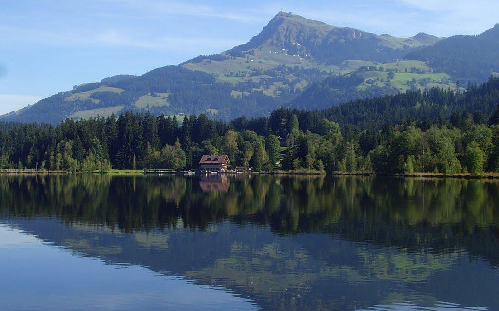Austria - Tyrol, Schwarzsee