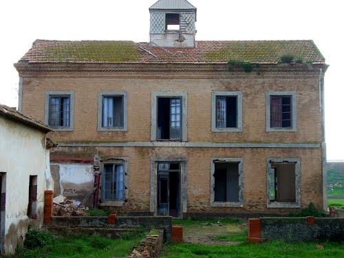 IVF Caseron en ruinas