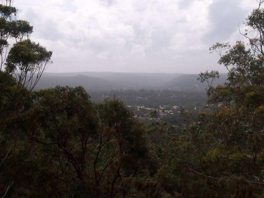 Rumbalara lookout