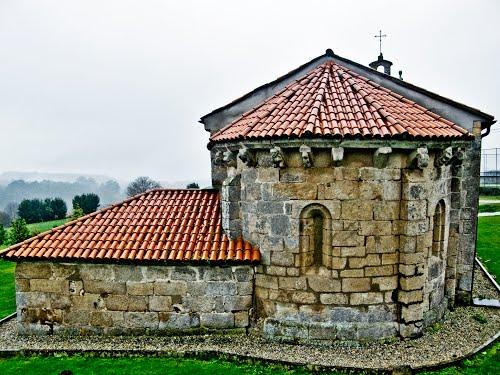 Igreja de S. Martinho de Andrade, Pontedeume 1