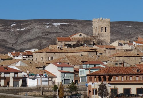 Hinojosa de Jarque - Teruel