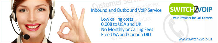Low Cost VoIP for Call Center