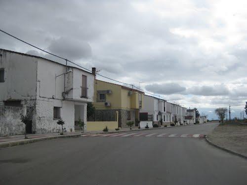 Alonso de Ojeda. Ronda del Norte. Abril de 2012