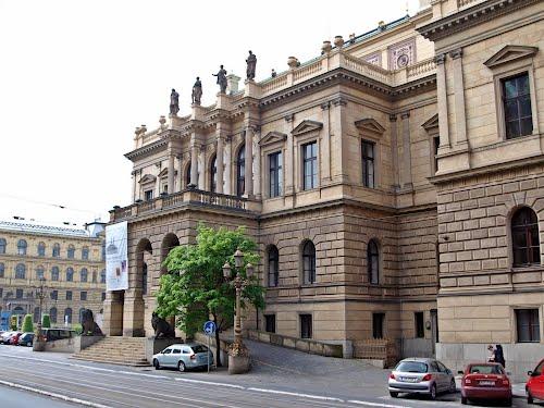 Rudolfinum, Praha, Prague, Prag