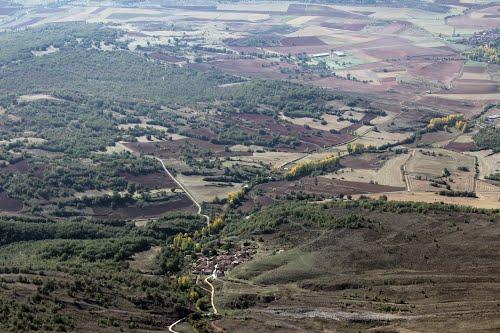 Vista aérea de Rupelo