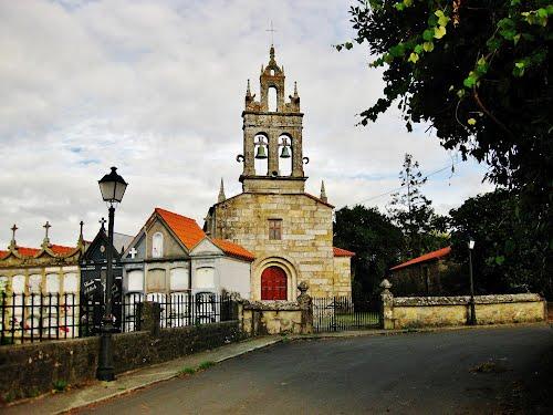 Igrexa de Gándara - (Zas)