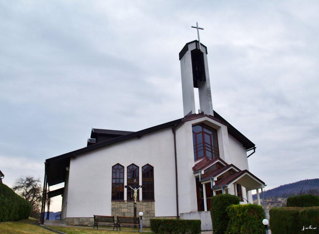 Hrabičov - kostol