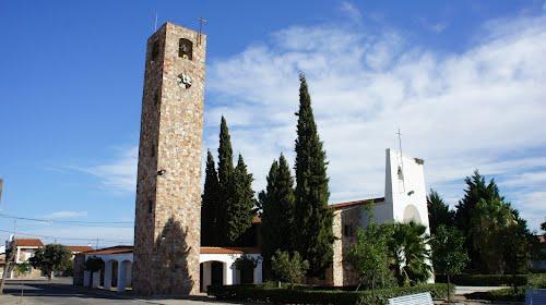 Obando (Extremadura, Espanha) - Igreja paroquial