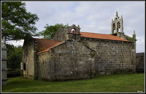 Igrexa de Sta. Leocadia de Frixe