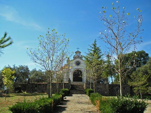 Ermita de  San Isidro Labrador,Navalcán