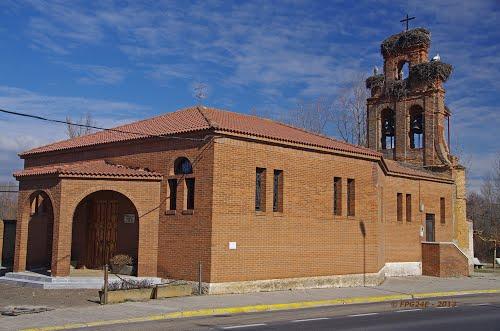 Iglesia: Valverde de la Virgen (1) 16.02.2013