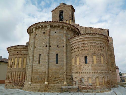 Iglesia de San Gervasio y San Protasio. Santervás de Campos.