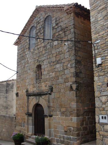 Santa Cilia - iglesia