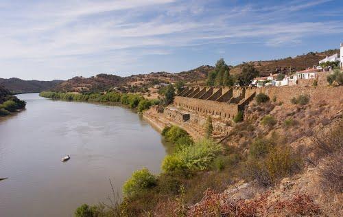Puerto de La Laja, El Granado, Huelva.