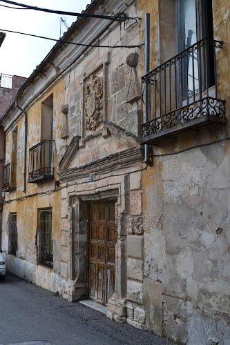 Palacio de Don Miguel Palomar S. XVIII