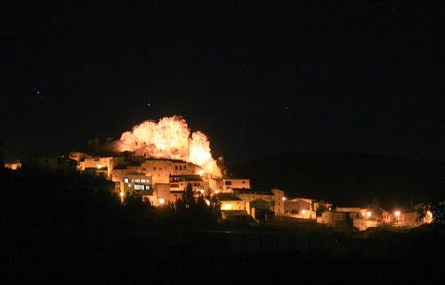 Foradada - Nuit