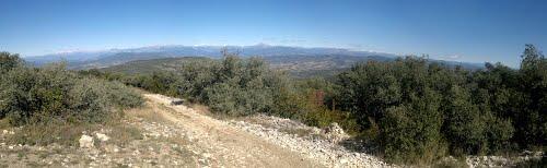 Pirineos desde El Buñero