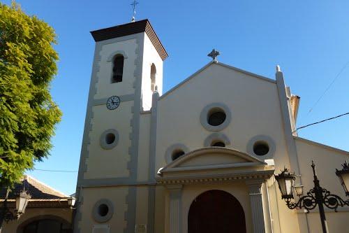 Iglesia de Nª Sra. de los Angeles