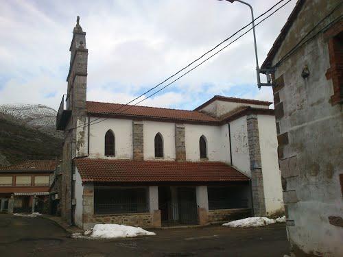 Iglesia de Tolibia de Arriba -- Región Leonesa