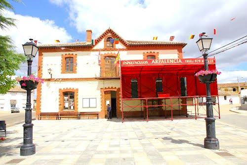 La Puebla de Valdavia udaletxea