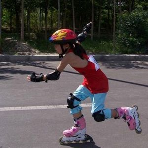 Roller skating training gives you an unexpected benefit