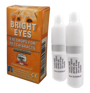 Bright Eyes Drops for Pets