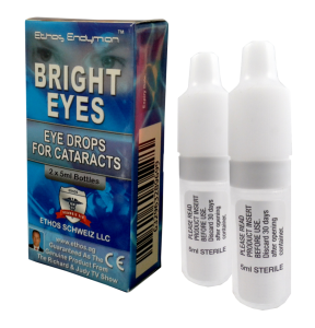 Bright Eyes Drops for Cataracts