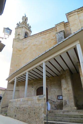Iglesia de Payueta (Álava). País Vasco. España.