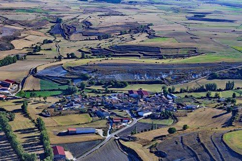 Vista aérea de Palacios de Benaver