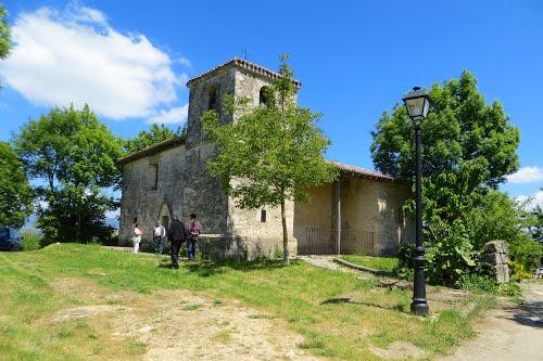 Iglesia de Arrizala (Álava). País Vasco. Spain.