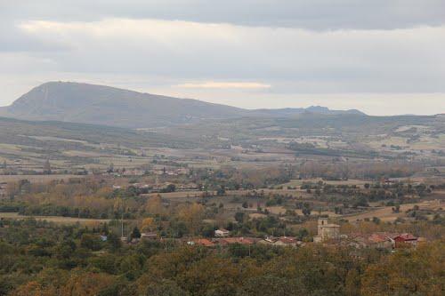 Urarte - Pariza - Albaina (Condado de Treviño)