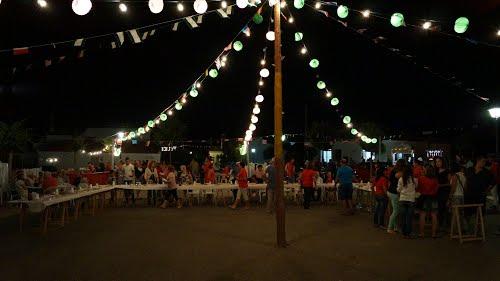 Fiesta Santopetar _ Banquet nocturne