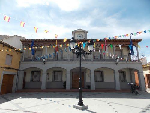 Ayto de Ajofrín, Toledo.