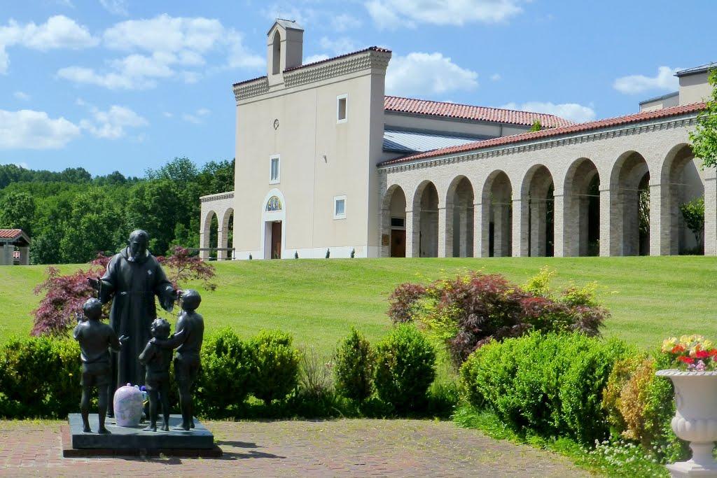 National Centre for Padre Pio at Barto, PA   Mapio.net